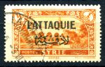 ЛАТАКИЯ (СИРИЯ) 1931-3г. SC# 14 / 4 pi. / USED VF / АРХИТЕКТУРА