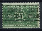 США 1913г. SC# JQ5 / 25c. / USED F-VF