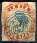 Индия(брит.) 1854г. GB# 26 / 4a. / Used XF- кат.- £800.00!!!
