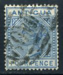 Антигуа 1882г. GB# 23 / 4d. / Used VF
