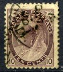 КАНАДА 1897-8гг. GB# 149 / 10c. USED F-VF