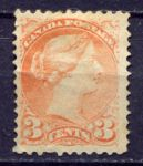 КАНАДА 1888-97гг. SC# 41 / 3c. UNUSED VF