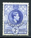 СВАЗИЛЕНД 1938-54гг. GB# 32 / 3d. MH OG VF