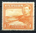 КИПР 1938-51гг. GB# 154 / 1pi. MNH OG VF
