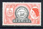 БЕРМУДА 1953-62гг. GB# 136 / 1d. MNH OG VF