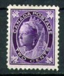 КАНАДА 1897-8гг. SC# 68 / 2c. UNUSED VF