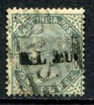 ИНДИЯ 1874г. GB# 79 / 1r. USED F-VF