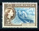 ДОМИНИКА 1954-62г. GB# 147 / 5c. MNH OG VF