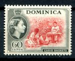 ДОМИНИКА 1954-62г. GB# 156 / 60c. MNH OG VF