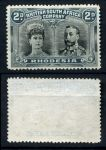 РОДЕЗИЯ 1910-3гг. GB# 126 / 2d. UNUSED XF