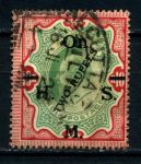 ИНДИЯ 1925г. GB# O 101 / 2r./10r. USED VF