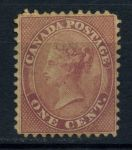 КАНАДА 1859гг. SC# 14b / 1c. UNUSED VF