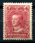 НЬЮФАУНДЛЕНД 1928-9гг. GB# 167 / 4c. MH OG VF