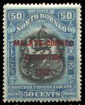 Северное Борнео 1922 г. Gb# 275 • 25 c. • Выставка
