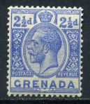 ГРЕНАДА 1921-32г. GB# 120 2 1/2p. MNH OG VF