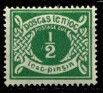 ИРЛАНДИЯ 1940-70г. SC# J 05 / 1/2p. MH OF VF