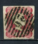 ПОРТУГАЛИЯ 1858 SC# 11 / 25r. USED XF