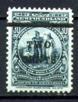 НЬЮФАУНДЛЕНД 1920г. GB# 144 / 2c. MH OG VF