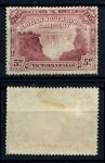 РОДЕЗИЯ 1905г. GB# 96 / 5d. MH OG VF / ВОДОПАД