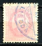 ПОРТУГАЛИЯ 1887г. SC# 64 / 20r. USED XF
