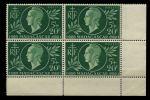 Мадагаскар 1944 г. • Iv# 288 • 5 + 20 fr. • поддержка Франции • благотворительный выпуск • MNH OG XF+ • кв. блок ( кат. - €5+ )